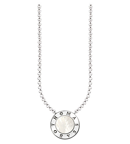 THOMAS SABO Glam & Soul Classic stering silver necklace