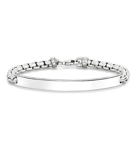 THOMAS SABO Love Bridge sterling silver bracelet