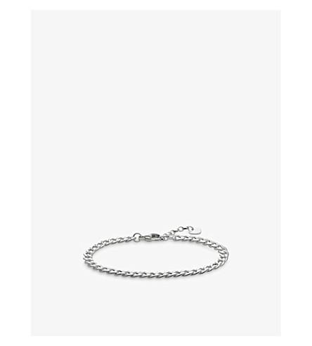 THOMAS SABO Glam & soul sterling silver chain bracelet