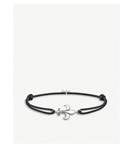 THOMAS SABO Little Secrets Fleur de Lys sterling silver bracelet