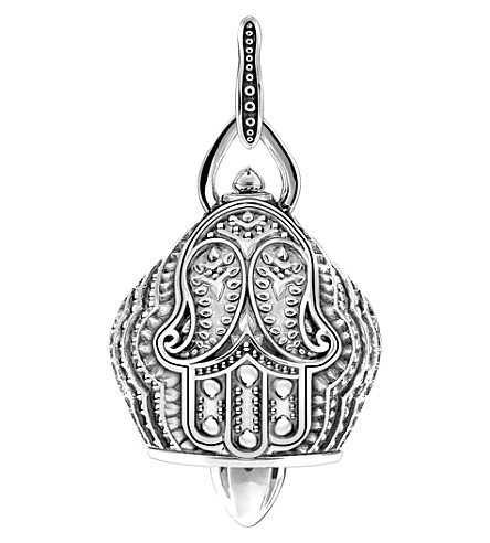 THOMAS SABO Oriental bell aterling silver pendant
