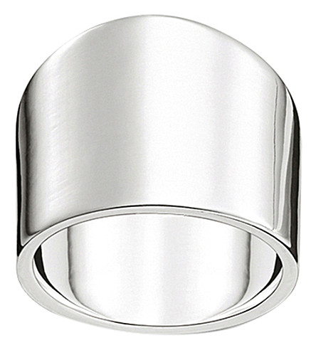 THOMAS SABO Glam & Soul Classic sterling silver ring