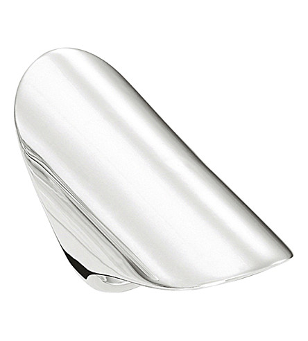 THOMAS SABO Glam & Soul classic long oval sterling silver ring