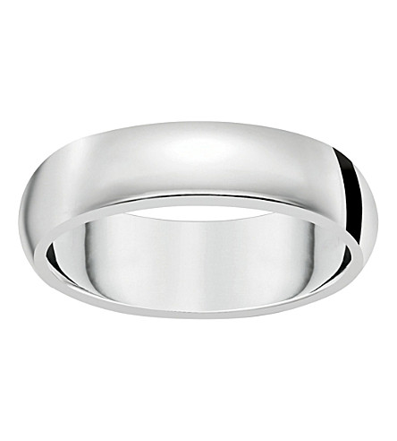 THOMAS SABO 经典纯银戒指