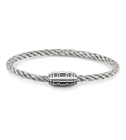 THOMAS SABO Unity silver branded clasp bracelet