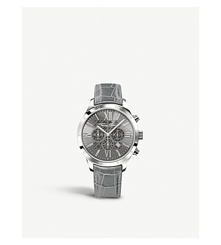 THOMAS SABO Rebel at Heart grey chronograph watch