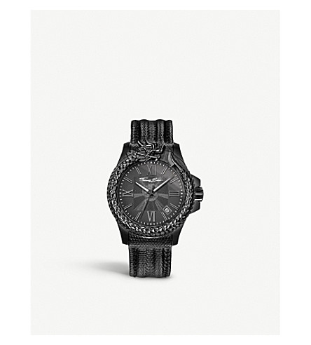 THOMAS SABO Rebel at heart dragon watch