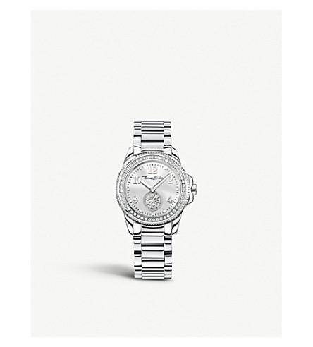 THOMAS SABO Glam and Soul white zirconia watch