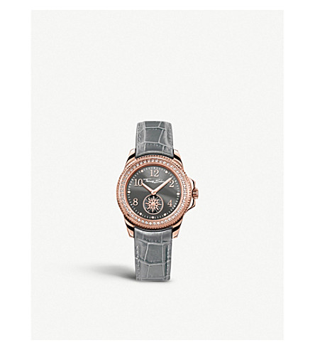 THOMAS SABO Glam and Soul grey and rose three-hand watch