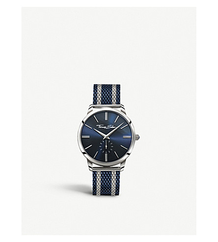 THOMAS SABO WA0268 Rebel Spirit stainless steel watch