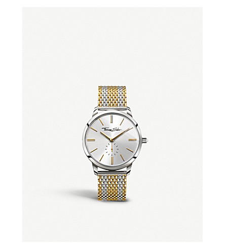 THOMAS SABO WA0272 Glam Spirit stainless steel watch