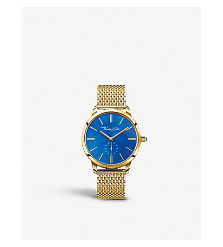 THOMAS SABO WA0274 Glam Spirit stainless steel watch