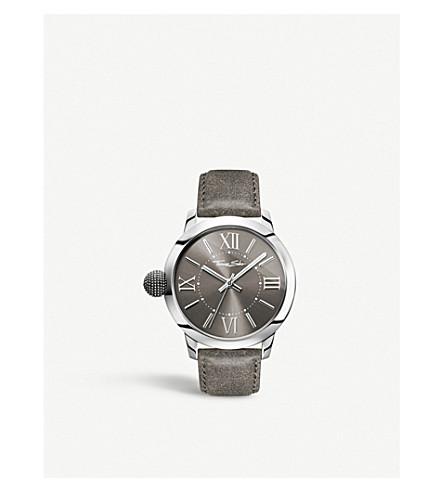 THOMAS SABO 反叛与因果报应不锈钢手表