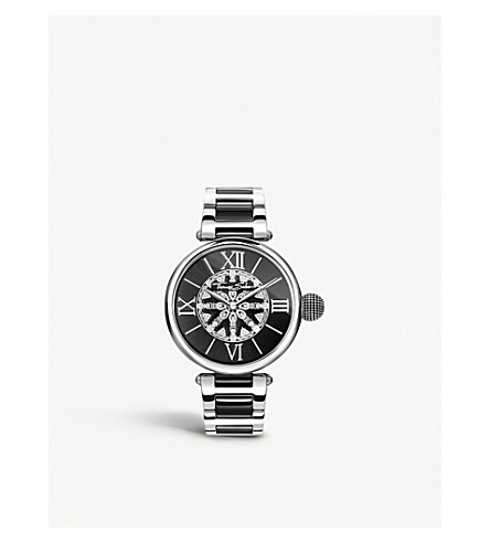 THOMAS SABO Glam & Soul Karma gold-plated watch