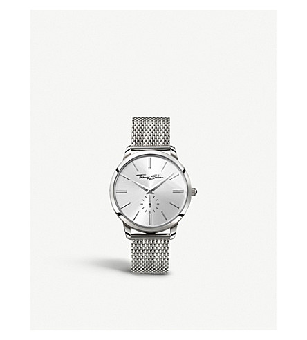 THOMAS SABO WA0300201201 Rebel spirit silver stainless steel watch