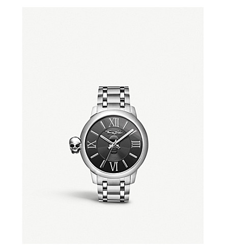 THOMAS SABO WA0304-201-203 Rebel with karma stainless steel watch