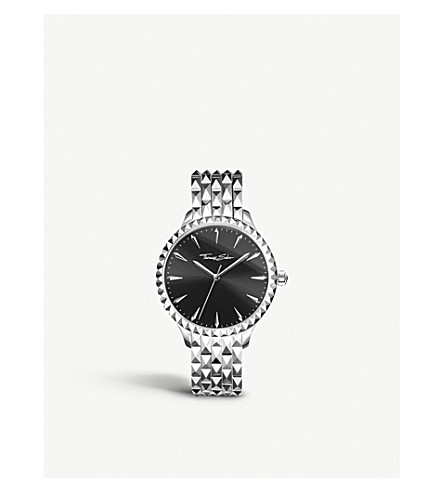 THOMAS SABO WA0319 Rebel at Heart stainless steel watch