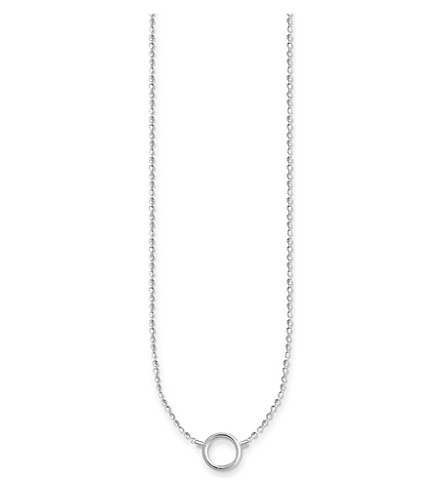THOMAS SABO Charm Club sterling silver necklace