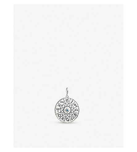 THOMAS SABO Star Sign sterling silver charm