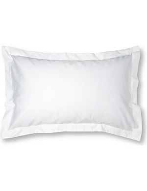 SHERIDAN 600 Thread Count Oxford pillowcase