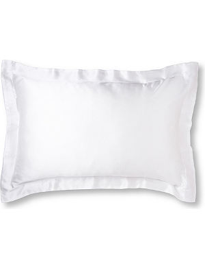 SHERIDAN Snow Oxford pillowcase