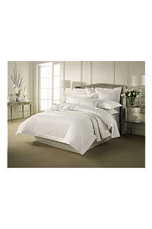 SHERIDAN Millennia Snow Oxford pillowcase