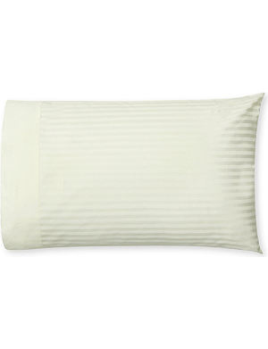 SHERIDAN 2 Millennia Ivory standard pillowcases