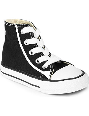 CONVERSE High top All–Star unisex trainers 2-10 years