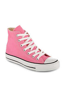 CONVERSE All Star canvas high tops 10 years