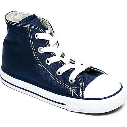 CONVERSE High top All–Star trainers 2-11 years (Blue
