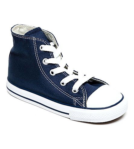 CONVERSE High top All–Star trainers 2-11 years (Navy