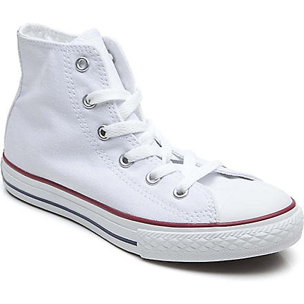 CONVERSE High top All–Star trainers 2-11 years (White