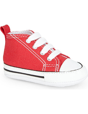 CONVERSE Crib all-star unisex trainers 3 months - 1 year