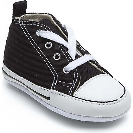 CONVERSE Crib All–Star trainers 6 months-1 year (Black