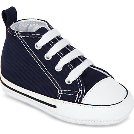 CONVERSE Crib All–Star trainers 6 months - 1 year (Navy