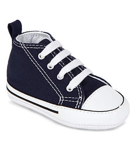 CONVERSE Crib All–Star trainers 6 months-1 year (Navy