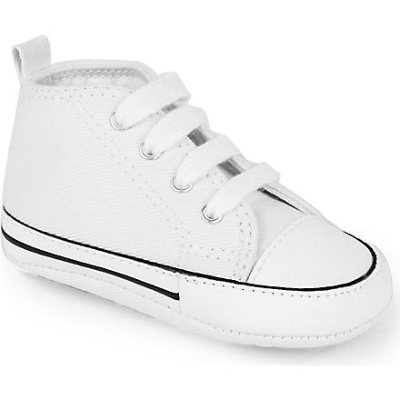 CONVERSE Crib All–Star trainers 6 months - 1 year (White