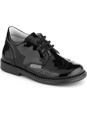 STEP2WO Lord patent-leather brogues 1-7 years