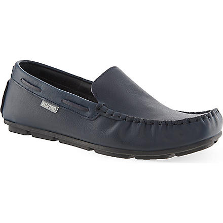 STEP2WO Brad loafers 6-12 years (Navy+leather
