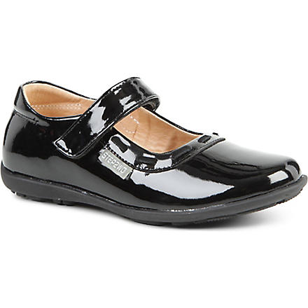 STEP2WO Lora shoes 4-8 years (Black+patent