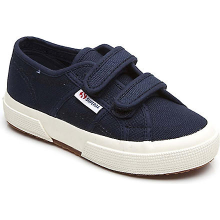 SUPERGA Superga 2750 jvel Classic unisex trainer 2-9 years (Navy