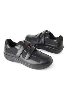 PRADA Double-strap trainers 4-9 years