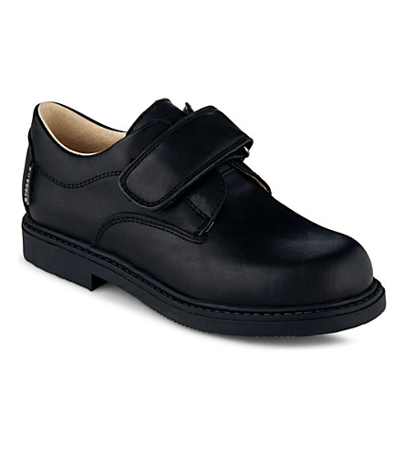 STEP2WO Matthew school shoes 11 years (Black+leather