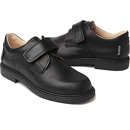 STEP2WO Matthew school shoes (Black+leather