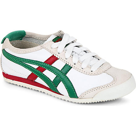 ONITSUKA TIGER Mexico trainers 4-12 years (Green