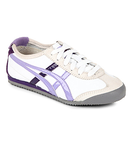 ONITSUKA TIGER Mexico trainers 4-12 years (Lilac