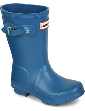 HUNTER Unisex wellington boots 3-12 years