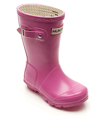 HUNTER Original wellies (Fuchsia