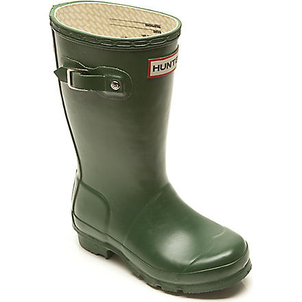 HUNTER Original wellies (Green