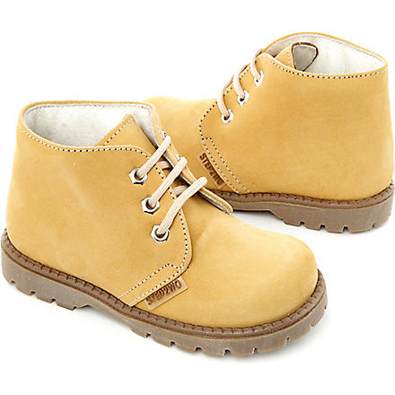 STEP2WO Mini Johnson boots 6 months-4 years (Yellow